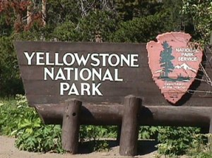 westyellowstonesign